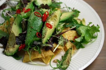 recept salade avocado