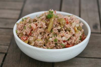 tonijnsalade
